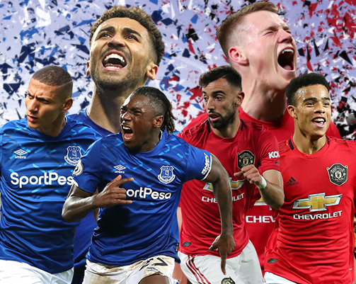 Match Preview Everton Vs Manchester United Down The Wings