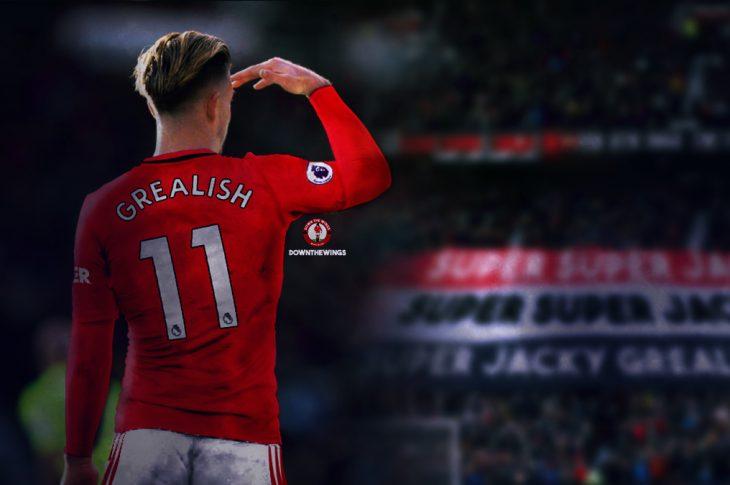 Jack Grealish To Manchester United