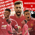 Manchester United vs Crystal Palace Down The Wings