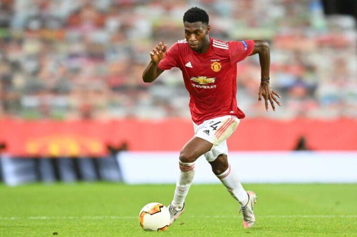 Timothy Fosu Mensah Man Utd