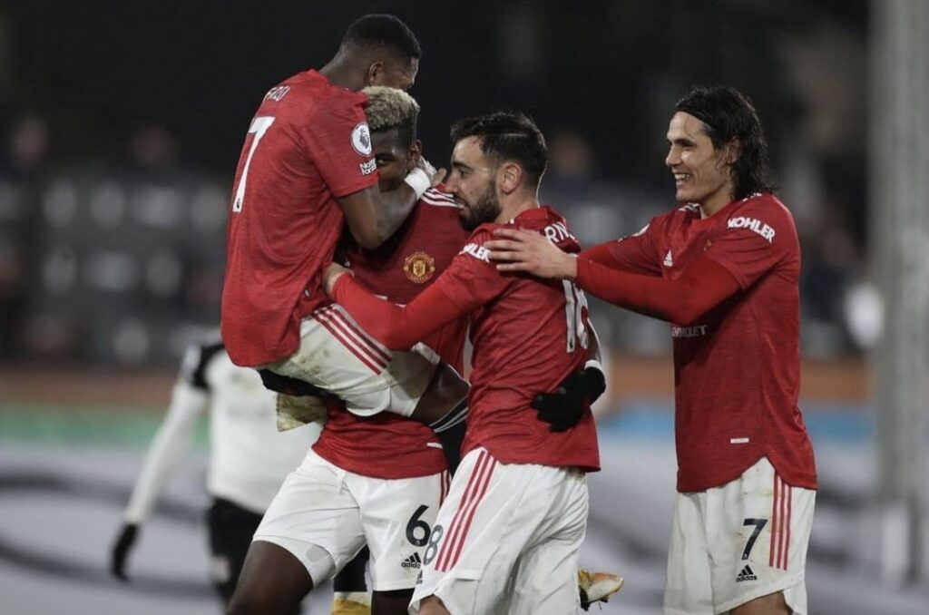 Fulham 1-2 Manchester United, Player Ratings