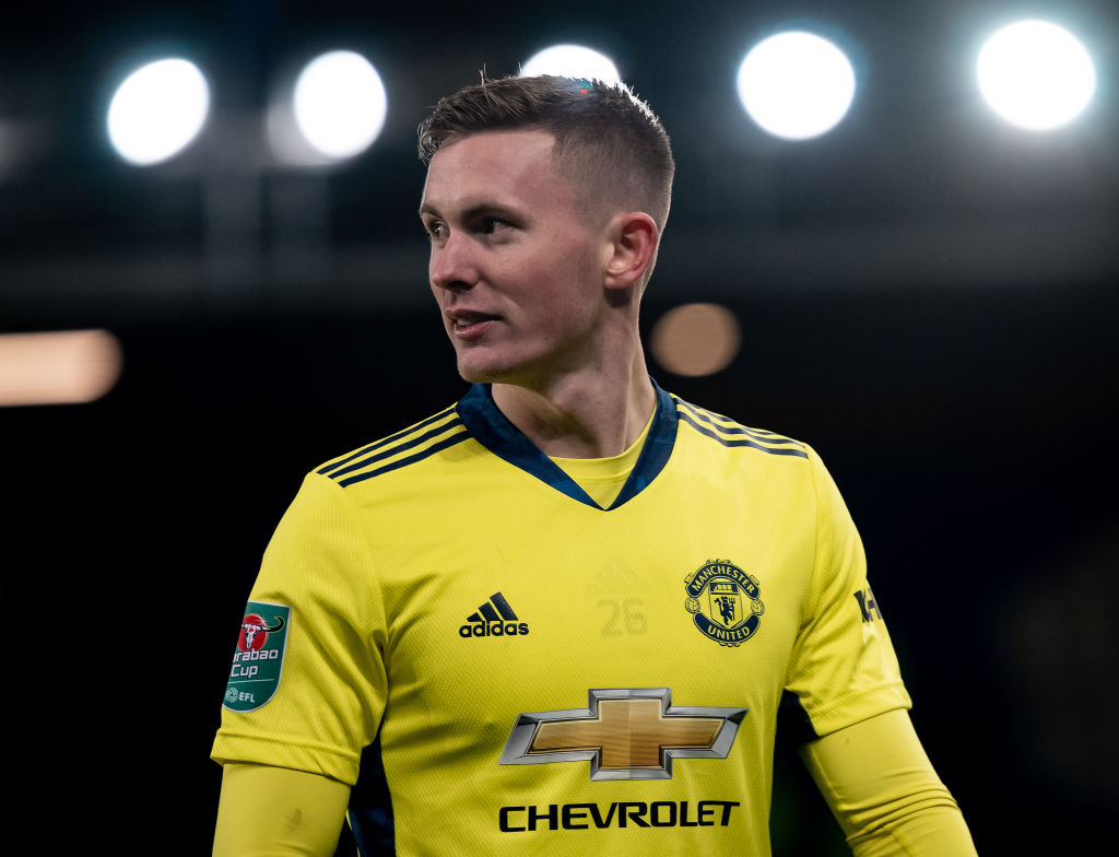 Dean Henderson Manchester United Transfer