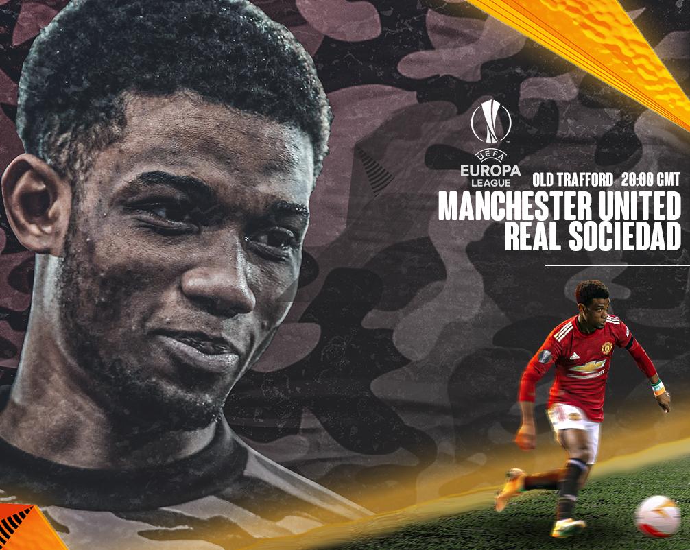 Manchester United Sociedad
