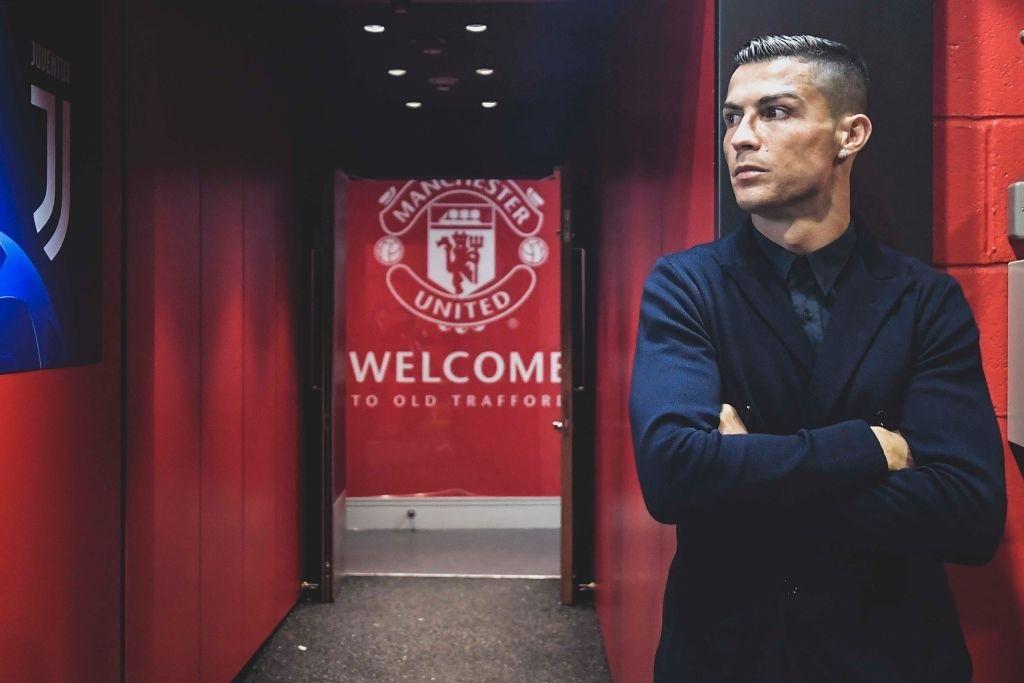 Cristiano Ronaldo Old Trafford