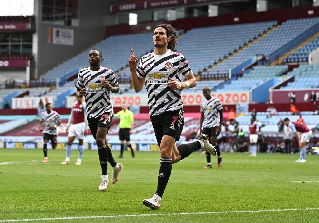 Cavani Aston Villa